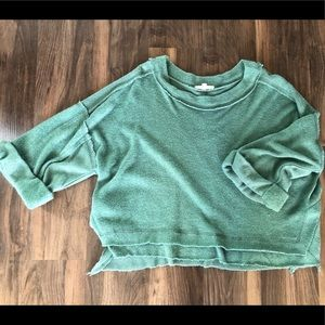Green Sweater NEVER WORN